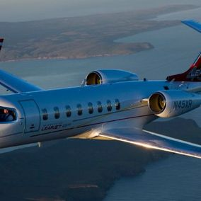 Bombardier Learjet 45XR Private Jet