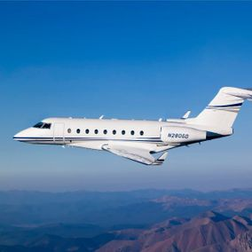 Our selection of private jets