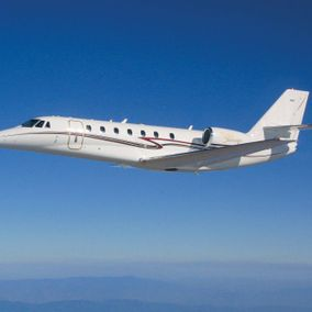 Private jet Cessna Citation Sovereign+
